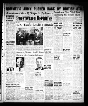 Primary view of object titled 'Sweetwater Reporter (Sweetwater, Tex.), Vol. 46, No. 87, Ed. 1 Wednesday, April 7, 1943'.