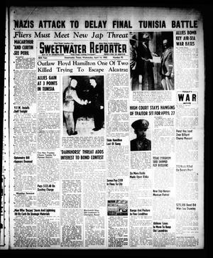 Primary view of object titled 'Sweetwater Reporter (Sweetwater, Tex.), Vol. 46, No. 93, Ed. 1 Wednesday, April 14, 1943'.