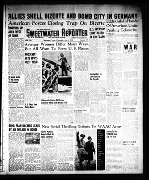 Primary view of object titled 'Sweetwater Reporter (Sweetwater, Tex.), Vol. 46, No. 111, Ed. 1 Wednesday, May 5, 1943'.
