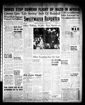 Sweetwater Reporter (Sweetwater, Tex.), Vol. 46, No. 114, Ed. 1 Monday, May 10, 1943