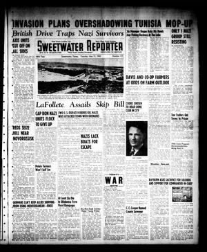 Sweetwater Reporter (Sweetwater, Tex.), Vol. 46, No. 115, Ed. 1 Tuesday, May 11, 1943