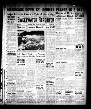 Primary view of object titled 'Sweetwater Reporter (Sweetwater, Tex.), Vol. 46, No. 121, Ed. 1 Tuesday, May 18, 1943'.