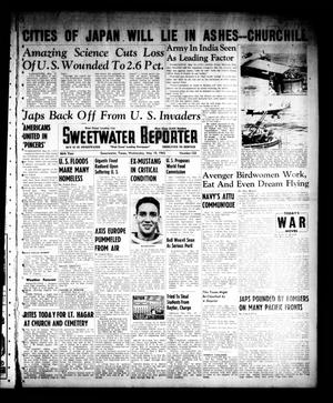 Sweetwater Reporter (Sweetwater, Tex.), Vol. 46, No. 122, Ed. 1 Wednesday, May 19, 1943