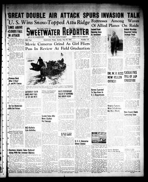 Sweetwater Reporter (Sweetwater, Tex.), Vol. 46, No. 131, Ed. 1 Sunday, May 30, 1943