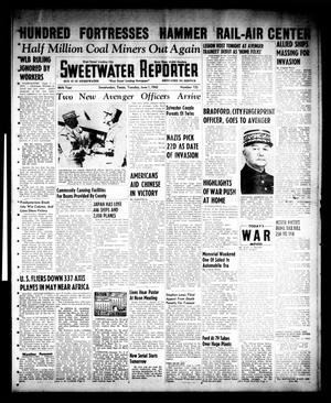 Sweetwater Reporter (Sweetwater, Tex.), Vol. 46, No. 133, Ed. 1 Tuesday, June 1, 1943