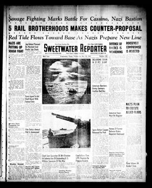 Sweetwater Reporter (Sweetwater, Tex.), Vol. 46, No. 303, Ed. 1 Wednesday, December 22, 1943