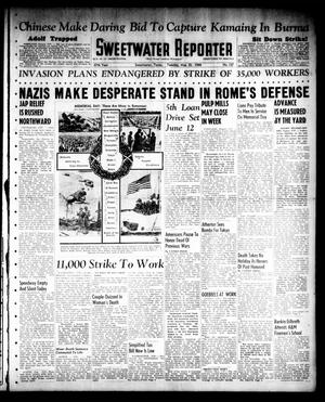 Primary view of object titled 'Sweetwater Reporter (Sweetwater, Tex.), Vol. 47, No. 127, Ed. 1 Tuesday, May 30, 1944'.
