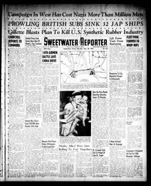Primary view of object titled 'Sweetwater Reporter (Sweetwater, Tex.), Vol. 47, No. 223, Ed. 1 Thursday, September 28, 1944'.