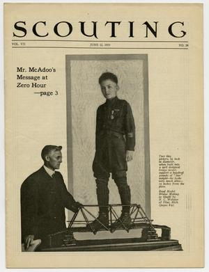 Scouting, Volume 7, Number 24, June 12, 1919