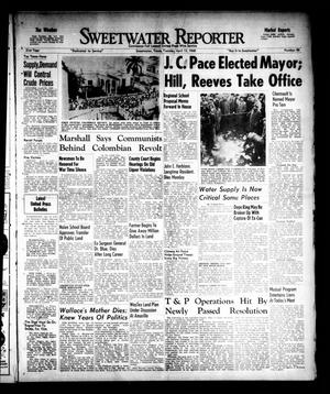 Primary view of object titled 'Sweetwater Reporter (Sweetwater, Tex.), Vol. 51, No. 88, Ed. 1 Tuesday, April 13, 1948'.