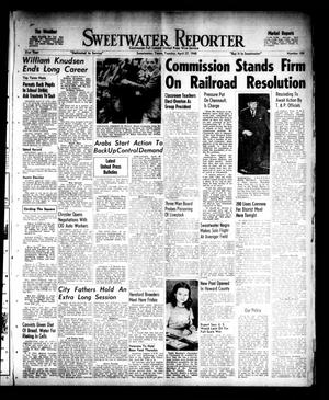 Primary view of object titled 'Sweetwater Reporter (Sweetwater, Tex.), Vol. 51, No. 100, Ed. 1 Tuesday, April 27, 1948'.