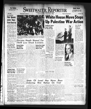 Primary view of object titled 'Sweetwater Reporter (Sweetwater, Tex.), Vol. 51, No. 116, Ed. 1 Sunday, May 16, 1948'.