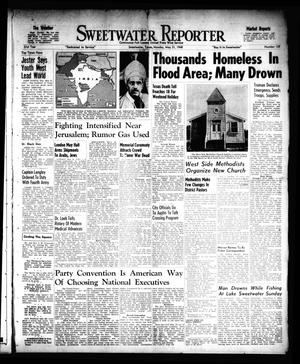 Sweetwater Reporter (Sweetwater, Tex.), Vol. 51, No. 129, Ed. 1 Monday, May 31, 1948