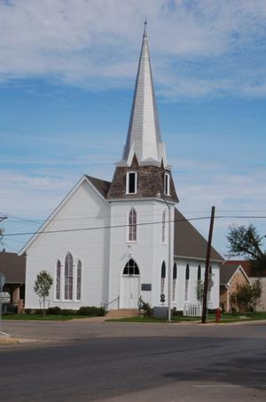 Church in Giddings
