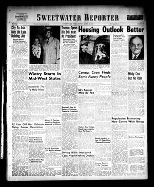 Sweetwater Reporter (Sweetwater, Tex.), Vol. 53, No. 85, Ed. 1 Monday, April 10, 1950