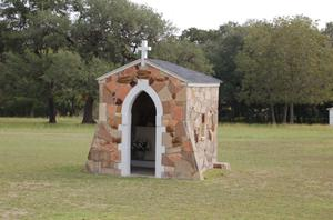 Primary view of object titled 'St. Mary's Church of the Assumption, WW II Memorial Chapel'.
