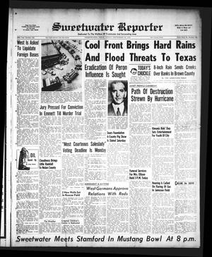 Sweetwater Reporter (Sweetwater, Tex.), Vol. 58, No. 226, Ed. 1 Friday, September 23, 1955