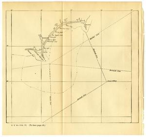 Primary view of object titled 'Plan of blockade of Wilmington, North Carolina'.