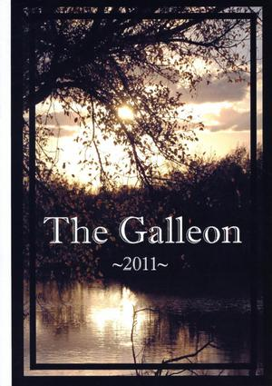 Primary view of object titled 'The Galleon, Volume 86, 2011'.