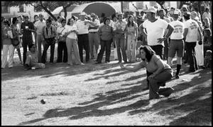 Primary view of object titled '[Bocce Ball Competition]'.