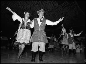 Primary view of object titled '[Polish Folk Dancers]'.