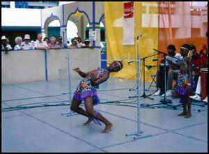 Primary view of [Trinidad and Tobago Cultural Association Performance]
