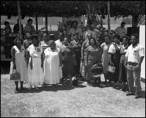[Group Photograph of the Voices of Zion Community Choir]