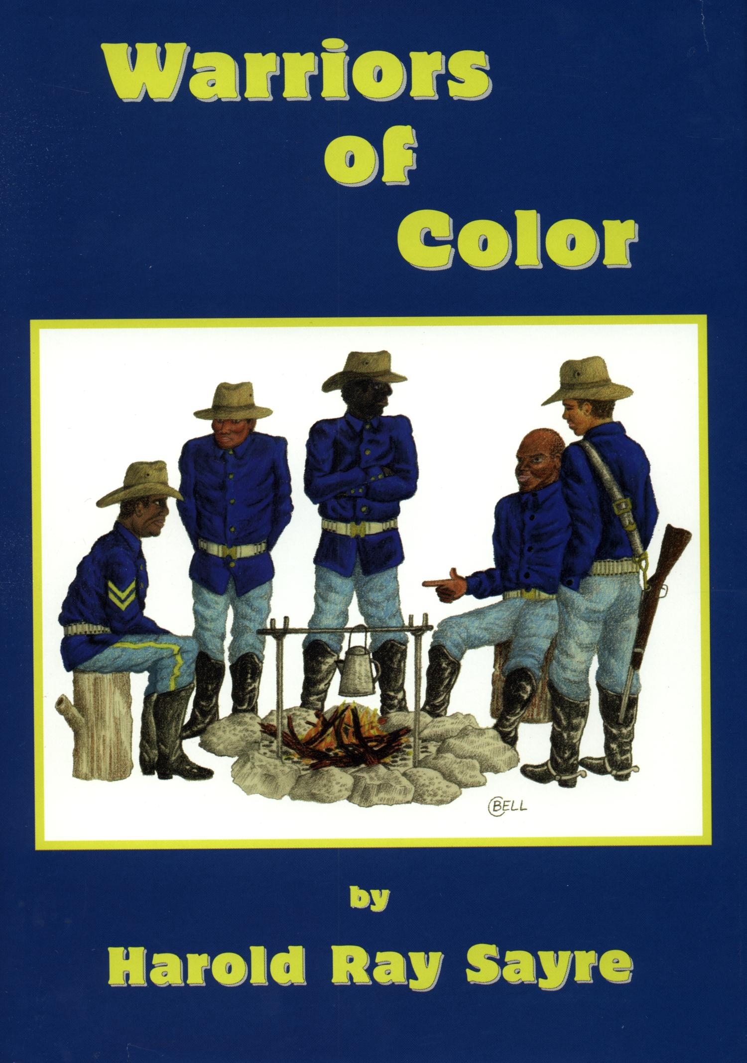 Warriors of Color                                                                                                      Front Cover
