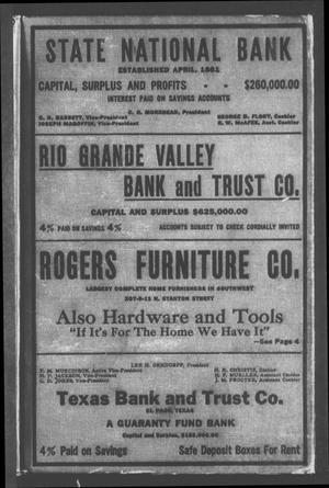 El Paso City Directory, 1918
