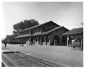 [Clovis, New Mexico depot]