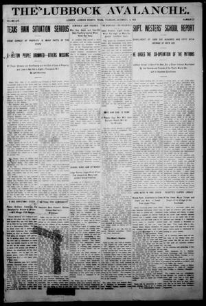 The Avalanche. (Lubbock, Texas), Vol. 14, No. 22, Ed. 1 Thursday, December 4, 1913