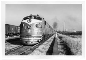 "Primary view of object titled '[""The Texas Special"" enroute to San Antonio]'."