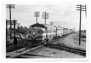 "Primary view of object titled '[""The Texan"" at Belt Junction in Dallas]'."