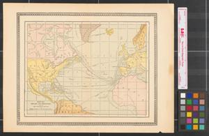 Primary view of object titled 'Voyage and Discovery : showing the principal routes of the early navigators.'.