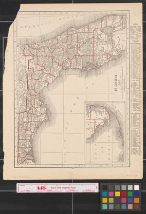 Maps of Alabama and Florida] - The Portal to Texas History Map Of Alabama And Florida on map of alabama cities, map of caribbean islands and bermuda, map of destin florida, full map of florida, map of southern alabama florida, map of florida cities, map of central florida, map of alabama beaches, map of florida gulf coast, detailed map of florida, county map of florida, driving map of florida, map of south alabama, map of alabama counties, map of alabama coast, weather map of florida, map of florida panhandle, show map of florida, large map of florida, map of southern united states road map,