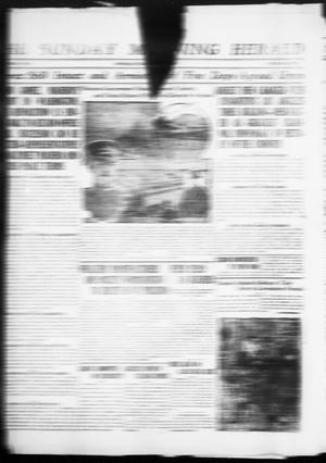 Primary view of object titled 'The Sunday Morning Herald. (Amarillo, Tex.), Ed. 1 Saturday, April 22, 1911'.