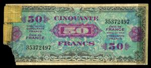 French Money 50