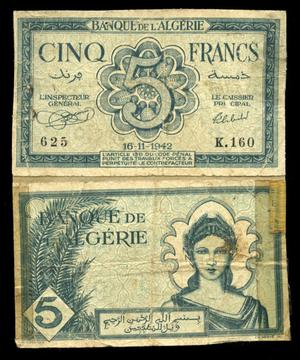 French Money 5
