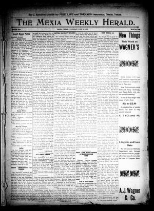 Primary view of object titled 'The Mexia Weekly Herald (Mexia, Tex.), Vol. 11, Ed. 1 Thursday, June 30, 1910'.