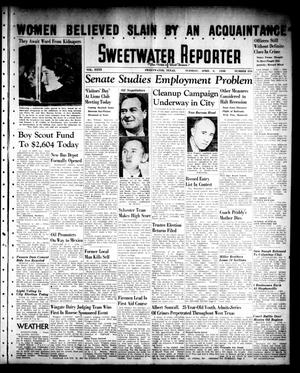 Primary view of object titled 'Sweetwater Reporter (Sweetwater, Tex.), Vol. 40, No. 316, Ed. 1 Tuesday, April 5, 1938'.