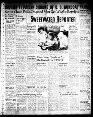 Primary view of object titled 'Sweetwater Reporter (Sweetwater, Tex.), Vol. 40, No. 328, Ed. 1 Friday, April 22, 1938'.