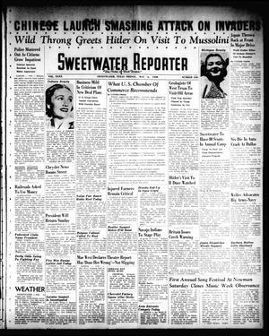Sweetwater Reporter (Sweetwater, Tex.), Vol. 40, No. 338, Ed. 1 Friday, May 6, 1938