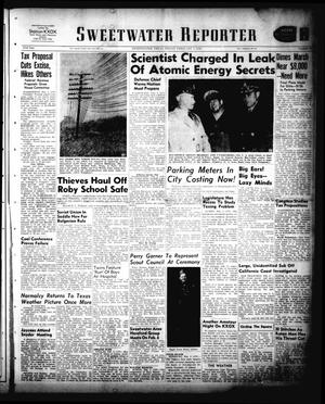 Sweetwater Reporter (Sweetwater, Tex.), Vol. 53, No. 29, Ed. 1 Friday, February 3, 1950