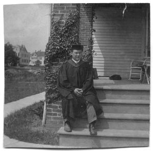 [Thomas McGee Scott's graduation day from Princeton]