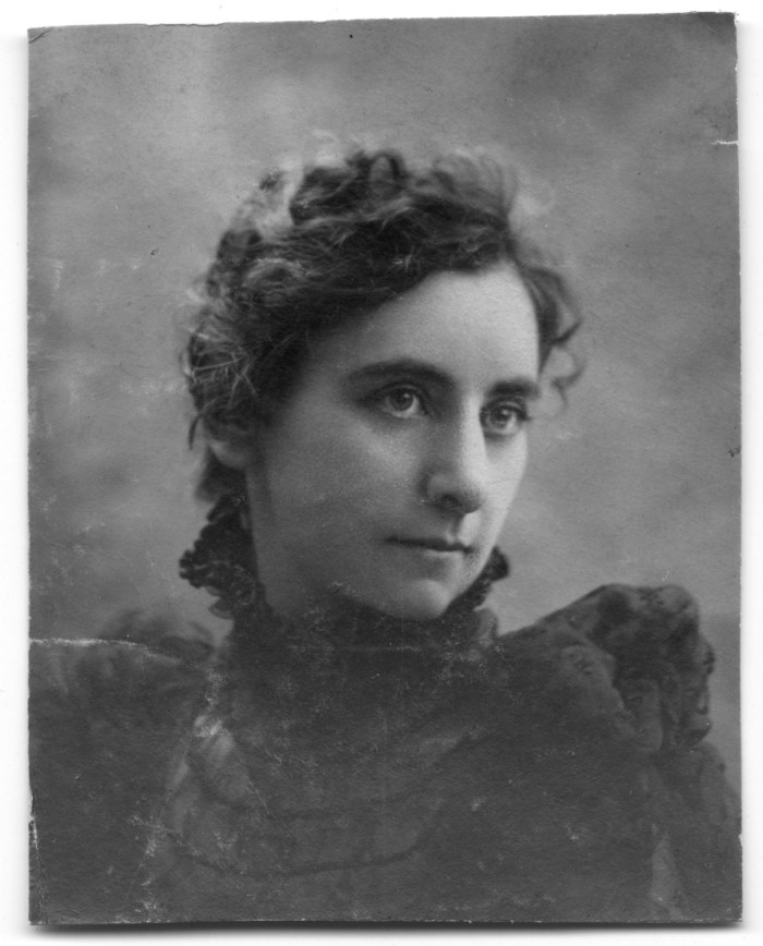 "[Caroline ""<b>Carrie"" McGuire</b>], Photograph, n.d.; <b>...</b> - med_res"