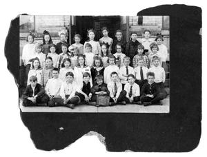 Primary view of object titled '[Alamo School - Third and Fourth Grade Classes]'.
