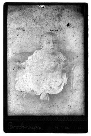 [Unidentified Infant]
