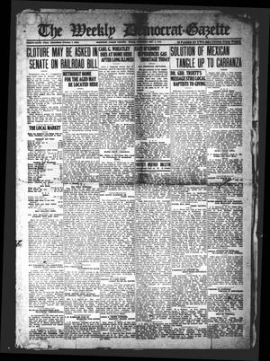 Primary view of object titled 'The Weekly Democrat-Gazette (McKinney, Tex.), Vol. 36, Ed. 1 Thursday, December 4, 1919'.