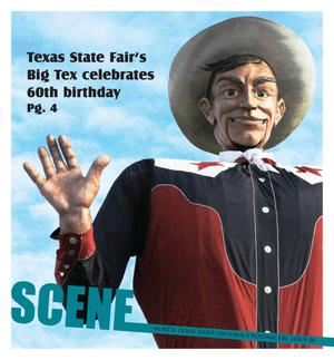 Scene: North Texas Daily (Denton, Tex.), Vol. 100, No. 6, Ed. 1 Friday, October 5, 2012