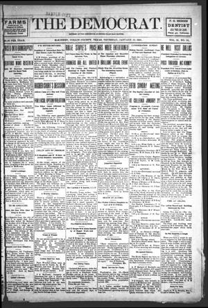 The Democrat (McKinney, Tex.), Vol. 21, No. 51, Ed. 1 Thursday, January 19, 1905